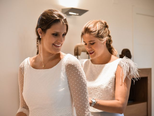La boda de Jose y Alba en Premia De Dalt, Barcelona 3