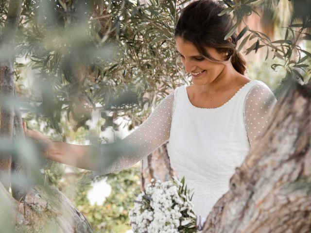 La boda de Jose y Alba en Premia De Dalt, Barcelona 5