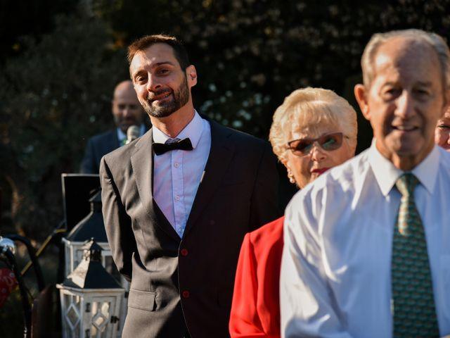 La boda de Jose y Alba en Premia De Dalt, Barcelona 15