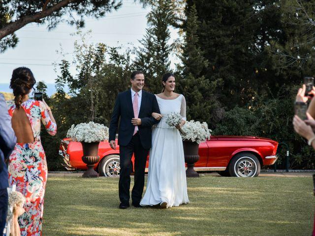 La boda de Jose y Alba en Premia De Dalt, Barcelona 16