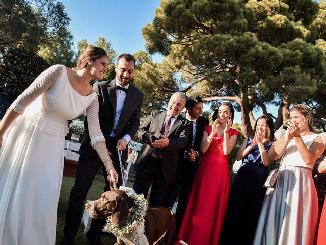La boda de Jose y Alba en Premia De Dalt, Barcelona 18
