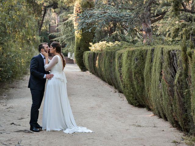 La boda de Jose y Alba en Premia De Dalt, Barcelona 21