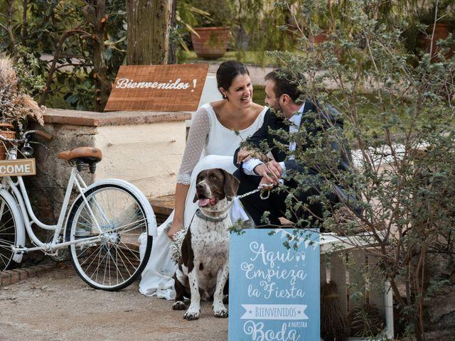 La boda de Jose y Alba en Premia De Dalt, Barcelona 23