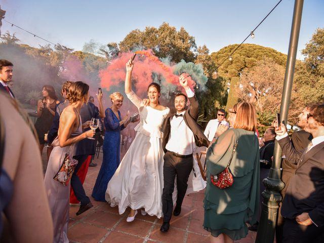La boda de Jose y Alba en Premia De Dalt, Barcelona 27