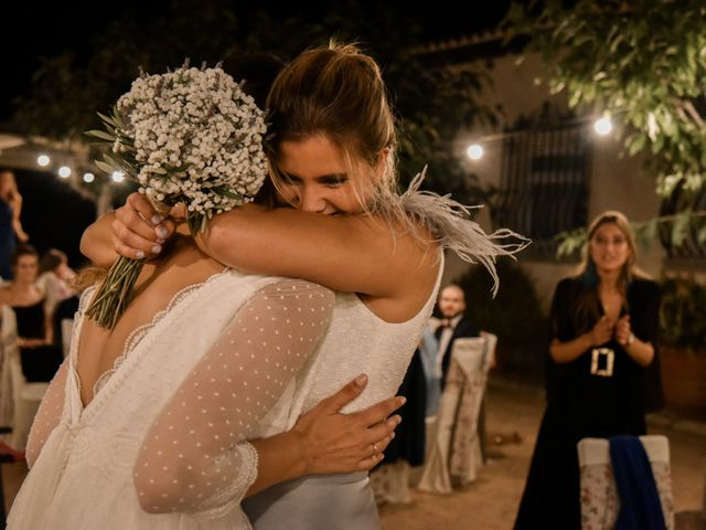 La boda de Jose y Alba en Premia De Dalt, Barcelona 34