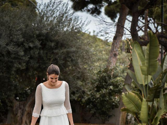 La boda de Jose y Alba en Premia De Dalt, Barcelona 8