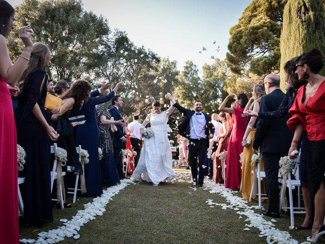 La boda de Jose y Alba en Premia De Dalt, Barcelona 19