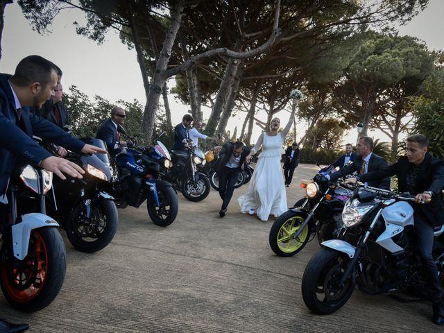 La boda de Jose y Alba en Premia De Dalt, Barcelona 20