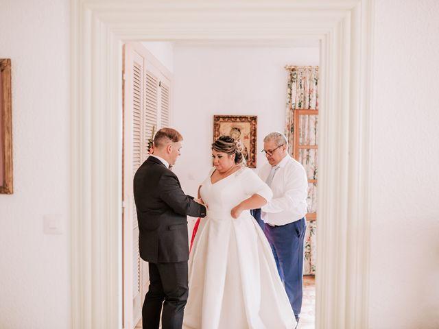La boda de Rúben y Sandra en Novelda, Alicante 11
