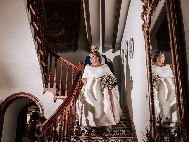 La boda de Rúben y Sandra en Novelda, Alicante 16