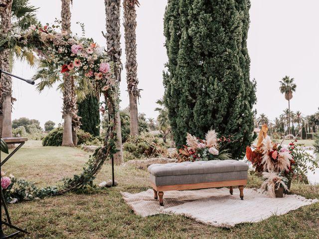 La boda de Rúben y Sandra en Novelda, Alicante 18