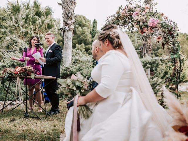 La boda de Rúben y Sandra en Novelda, Alicante 22