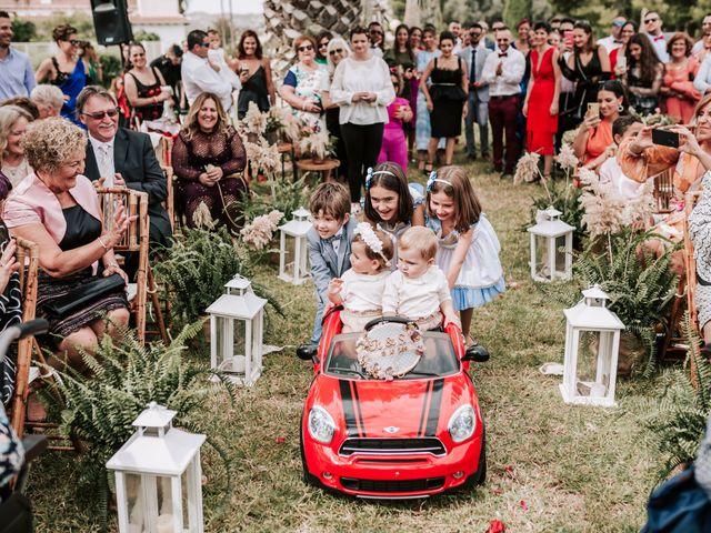 La boda de Rúben y Sandra en Novelda, Alicante 24