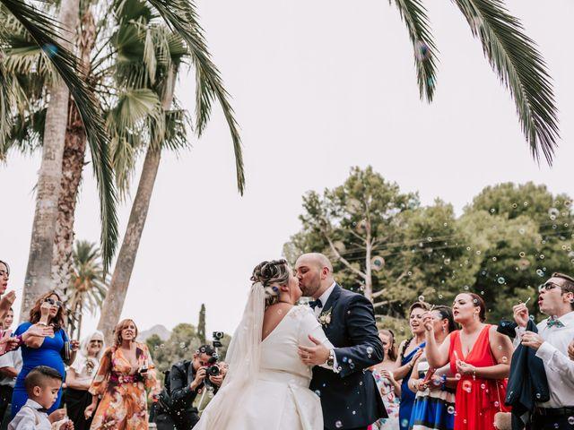 La boda de Rúben y Sandra en Novelda, Alicante 25