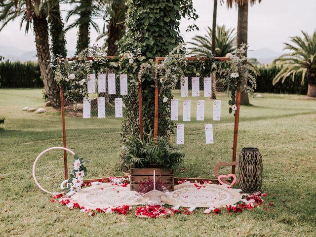 La boda de Rúben y Sandra en Novelda, Alicante 30