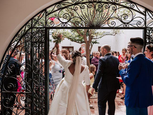 La boda de Rúben y Sandra en Novelda, Alicante 31