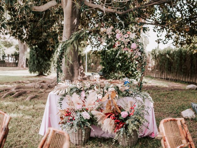 La boda de Rúben y Sandra en Novelda, Alicante 36