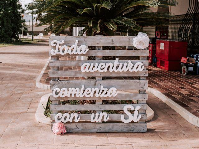 La boda de Rúben y Sandra en Novelda, Alicante 40