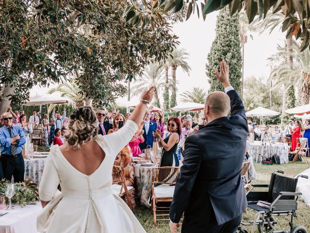 La boda de Rúben y Sandra en Novelda, Alicante 41