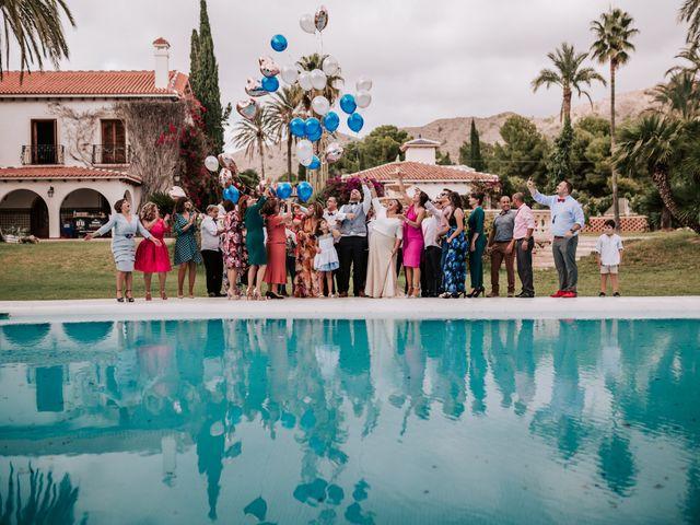 La boda de Rúben y Sandra en Novelda, Alicante 51