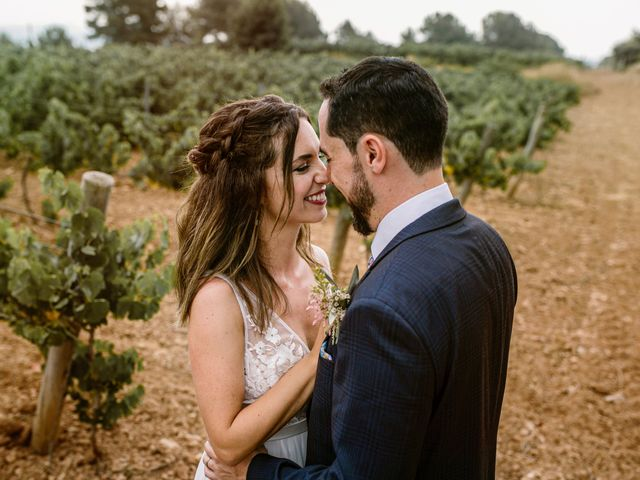 La boda de Janina y Tonino