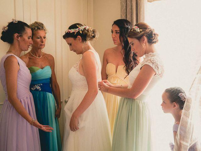 La boda de Miguel y Laura en Turis, Valencia 12