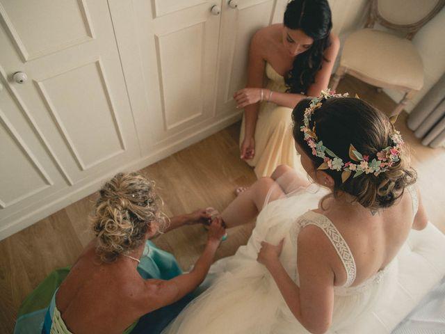 La boda de Miguel y Laura en Turis, Valencia 16