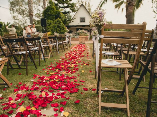 La boda de Miguel y Laura en Turis, Valencia 21