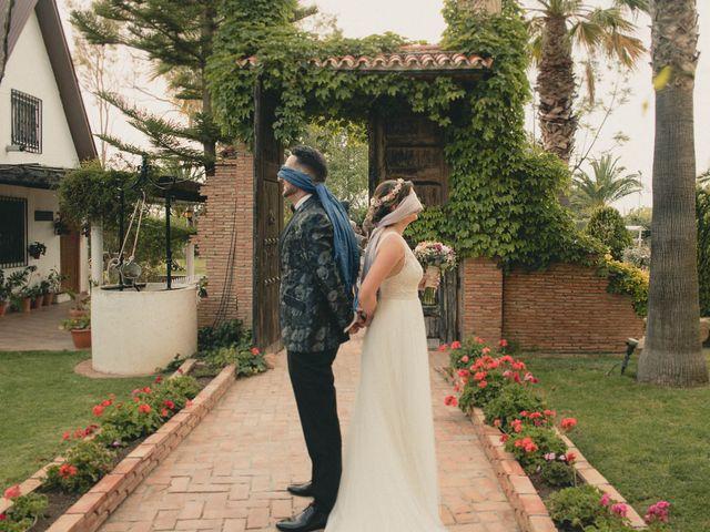 La boda de Miguel y Laura en Turis, Valencia 23