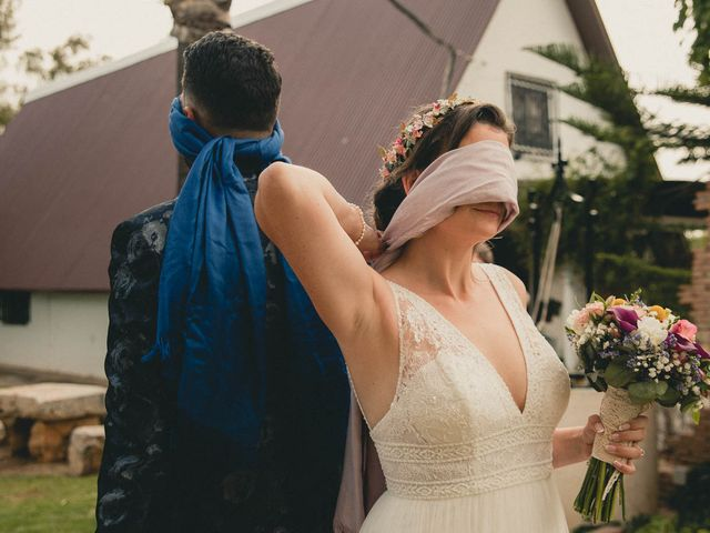 La boda de Miguel y Laura en Turis, Valencia 24