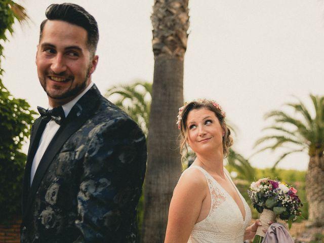 La boda de Miguel y Laura en Turis, Valencia 25