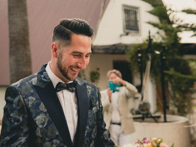 La boda de Miguel y Laura en Turis, Valencia 26