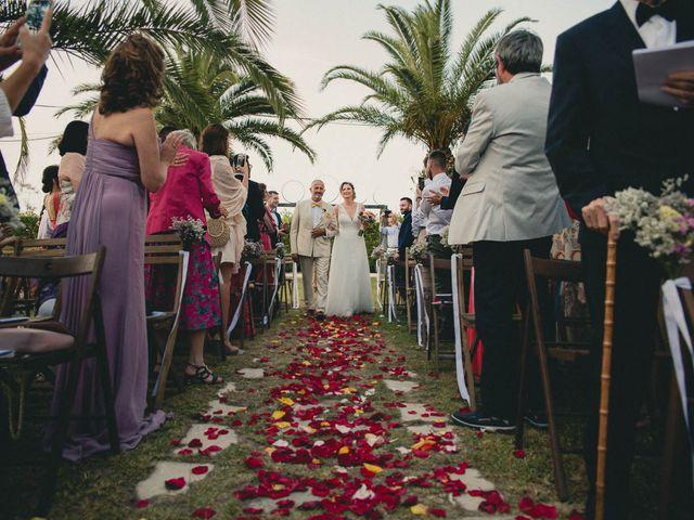 La boda de Miguel y Laura en Turis, Valencia 32