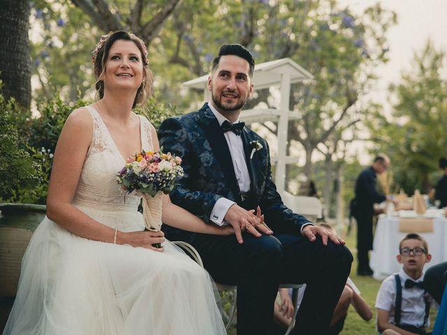 La boda de Miguel y Laura en Turis, Valencia 33