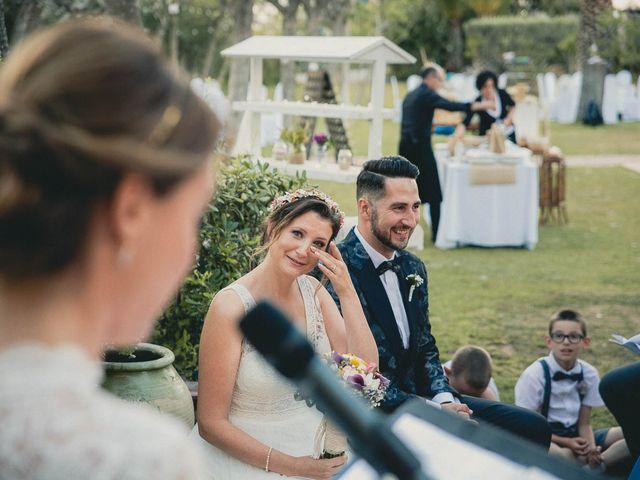 La boda de Miguel y Laura en Turis, Valencia 34