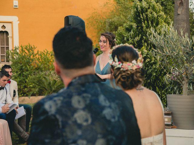 La boda de Miguel y Laura en Turis, Valencia 36