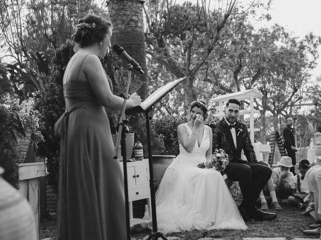 La boda de Miguel y Laura en Turis, Valencia 37