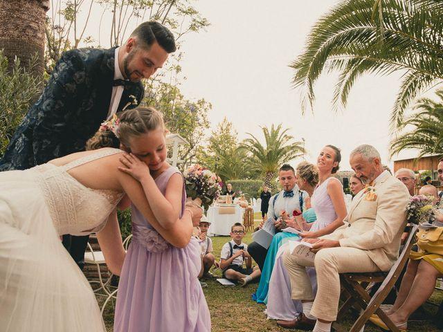 La boda de Miguel y Laura en Turis, Valencia 40