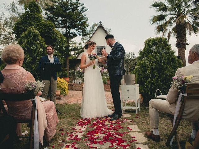 La boda de Miguel y Laura en Turis, Valencia 41