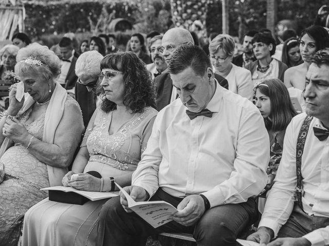 La boda de Miguel y Laura en Turis, Valencia 45