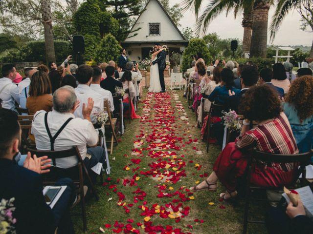La boda de Miguel y Laura en Turis, Valencia 46