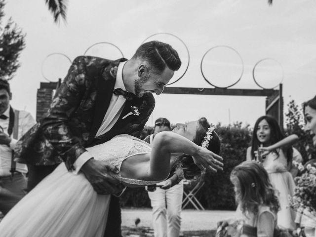 La boda de Miguel y Laura en Turis, Valencia 48