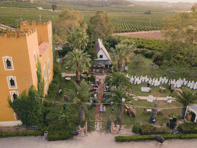 La boda de Miguel y Laura en Turis, Valencia 51