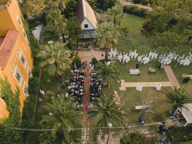 La boda de Miguel y Laura en Turis, Valencia 52