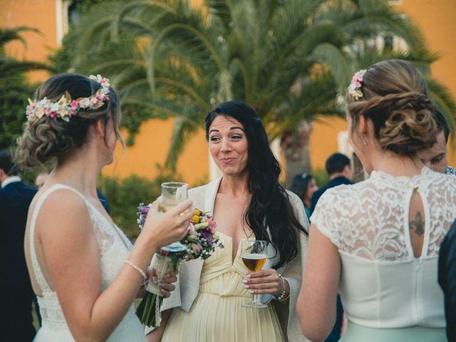 La boda de Miguel y Laura en Turis, Valencia 53