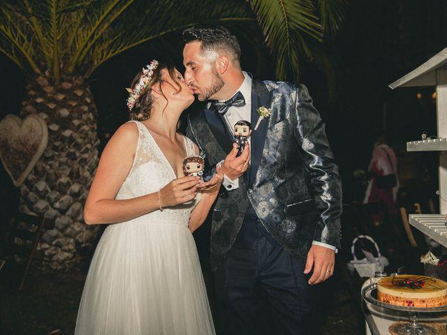 La boda de Miguel y Laura en Turis, Valencia 56