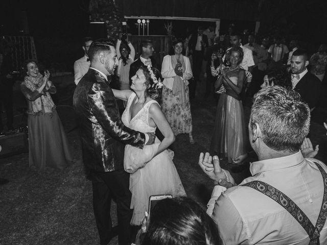 La boda de Miguel y Laura en Turis, Valencia 58