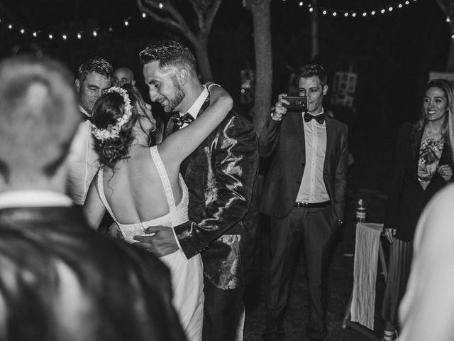 La boda de Miguel y Laura en Turis, Valencia 59