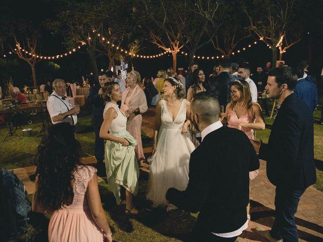 La boda de Miguel y Laura en Turis, Valencia 61
