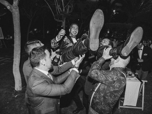 La boda de Miguel y Laura en Turis, Valencia 63